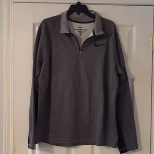 Nike Therma-Fit LS Shirt. Size L